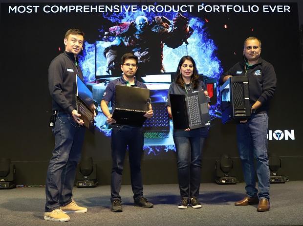 Lenovo Legion Y740 and Y540 gaming laptops
