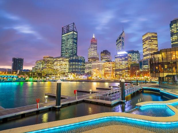 Perth's Central Business District