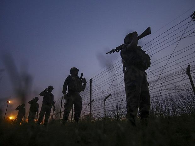 BSF soldiers
