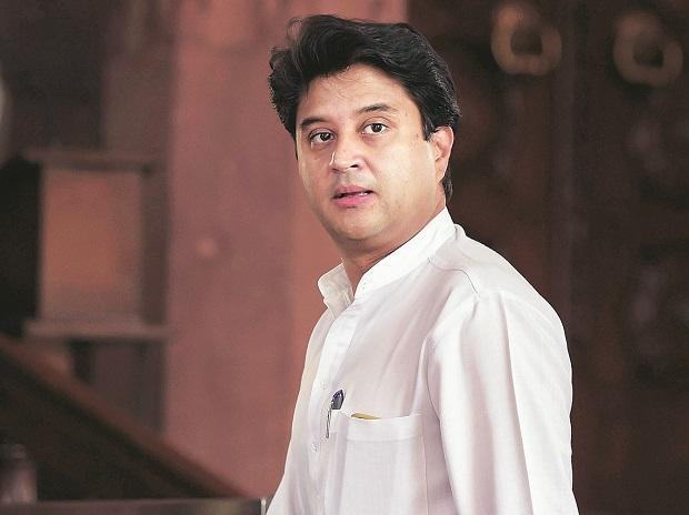Jyotiraditya Scindia | File photo