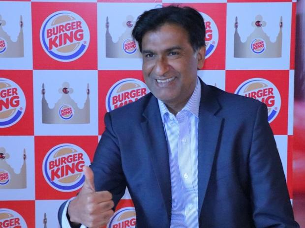 Rajeev Varman, CEO of Burger King India, said the firm seeks to take the brand to highly visible locations