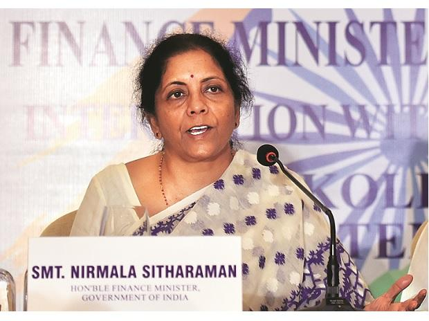Banks to hold public meetings with NBFCs in 400 districts: Sitharaman