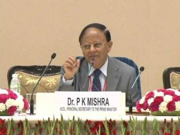 P K Mishra, Principal secretary to PM