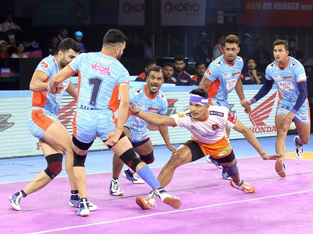 Bengal Warriors vs Puneri Paltan, PKL 2019