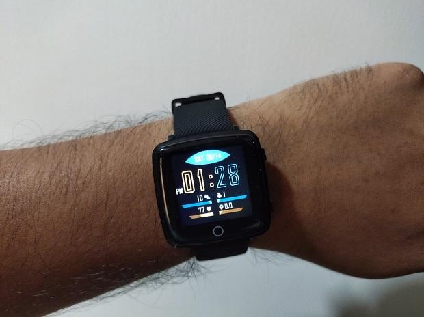 No.1 G3 Sport Smartwatch Phone