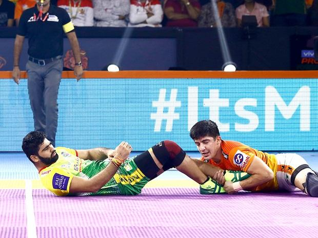 Pardeep Narwal, Puneri Paltan vs Patna Pirates, PKL 2019