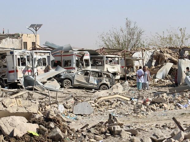 UN, Humanitarian partners seek $1.3 billion aid for war-torn Afghanistan |  Business Standard News
