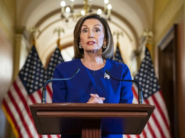 Nancy Pelosi. Photo: Bloomberg
