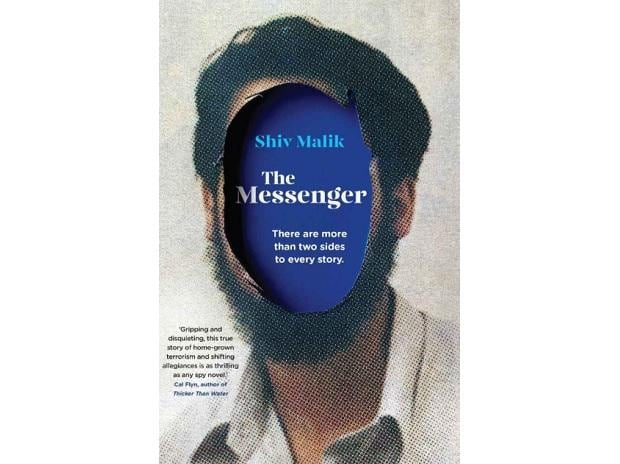 Cover of The Messenger. Credits: Amazon.in