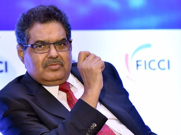Ajay Tyagi, Chairman, Sebi at the FICCI's 16th Annual Capital Market Conference – CAPAM 2019' in Mumbai. Photo: Kamlesh Pednekar
