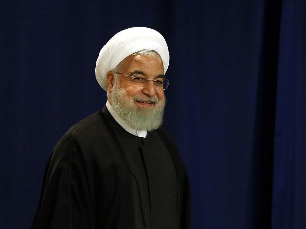 Iran President Hassan Rouhani. (Photo: AP/PTI)