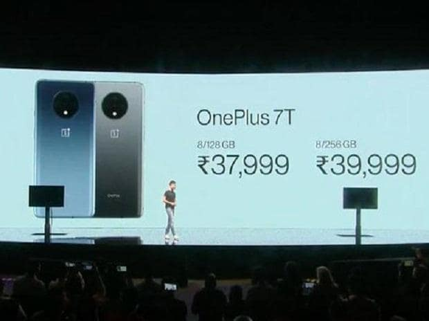 OnePlus 7T, OnePlus TV