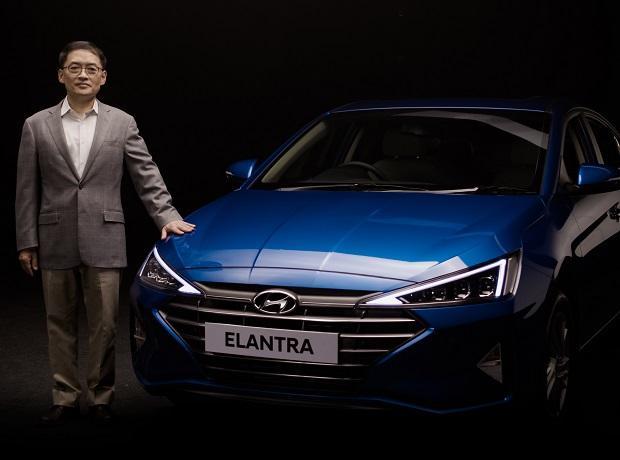 Hyundai, Elantra, Elantra 2019, new Elantra