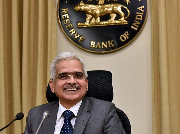 Reserve Bank of India (RBI) Governor Shaktikanta Das at the RBI's fourth Bi-monthly monetary policy review meeting of 2019-20, in Mumbai- KAMLESH PEDNEKAR