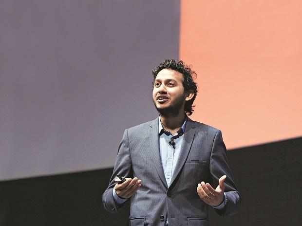 Ritesh Agarwal, Oyo founder