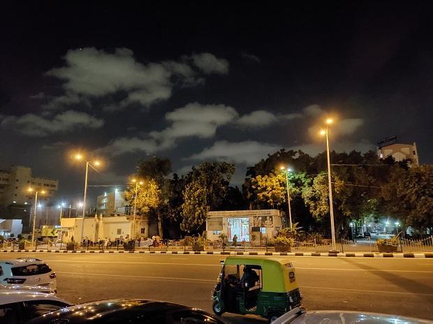 Asus ROG Phone II camera sample: Night mode