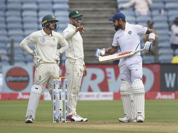India vs South Africa, Virat Kohli