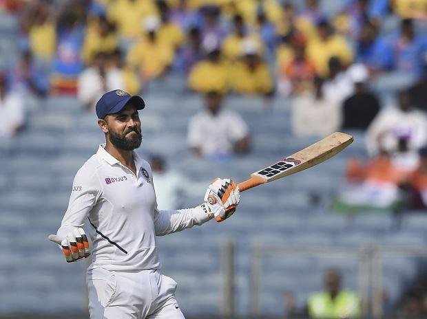 Jadeja becomes 3rd Indian to play 50 games across all three formats
