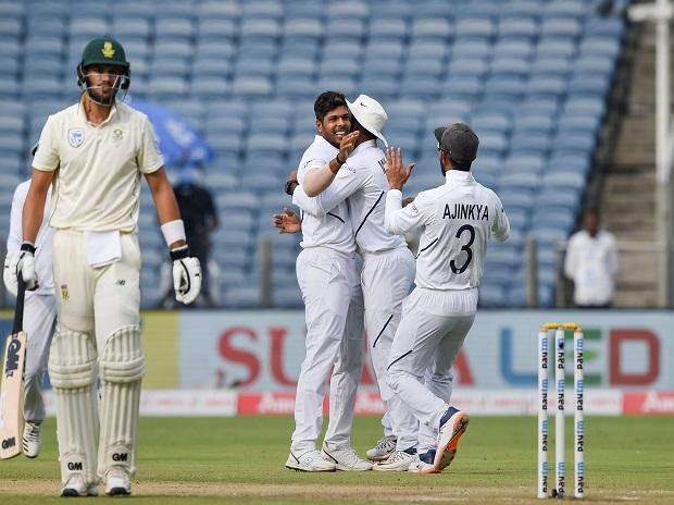 India vs South Africa, Umesh yadav