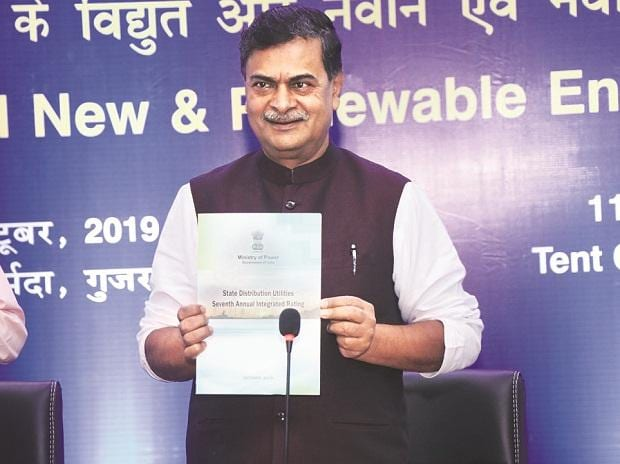R K Singh, Union Minister of Power and New and Renewable Energy