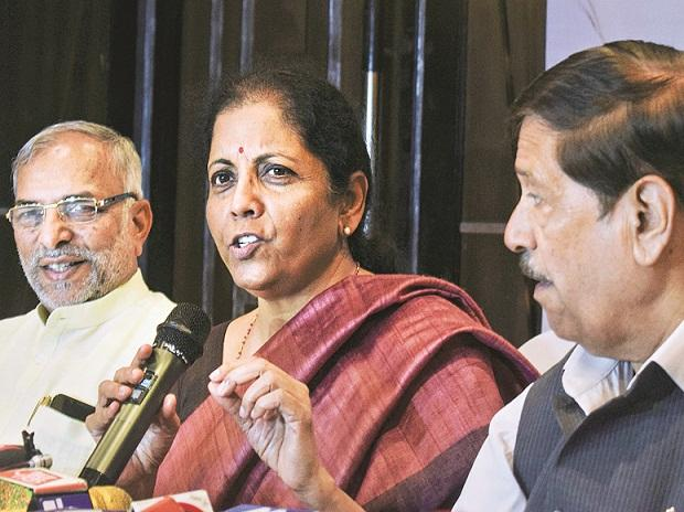 Many parties in Parliament and state assemblies worked together and came up with the (GST) Act... Suddenly we cannot call 'what a goddamn structure it is'- Nirmala Sitharaman
