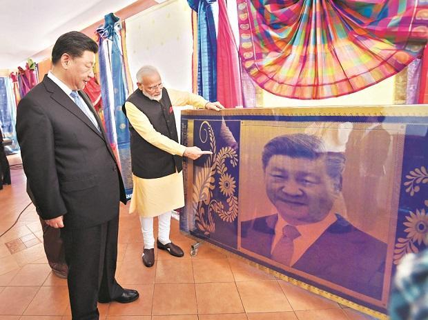 PM Modi, Xi Jinping