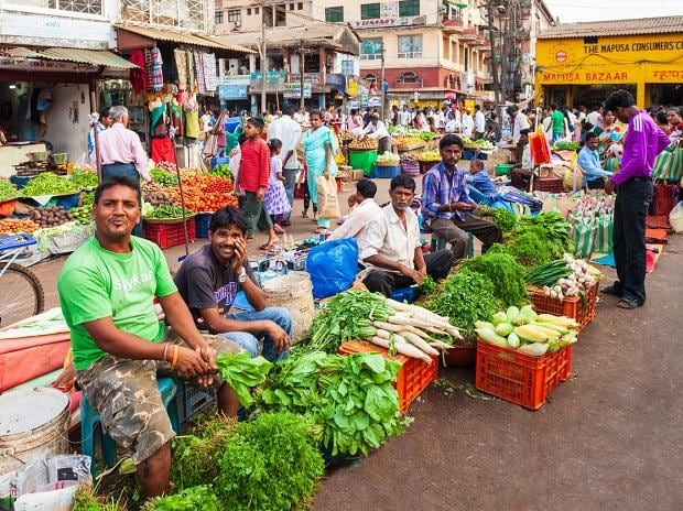 Retail inflation rises to 3.99% in September due to costlier food items