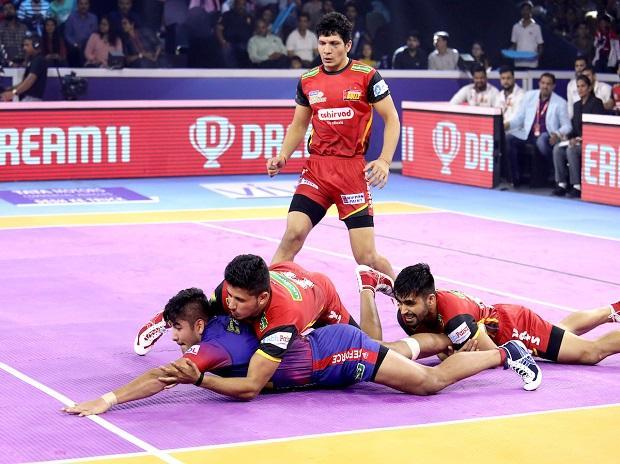Naveen Kumar, PKL 2019