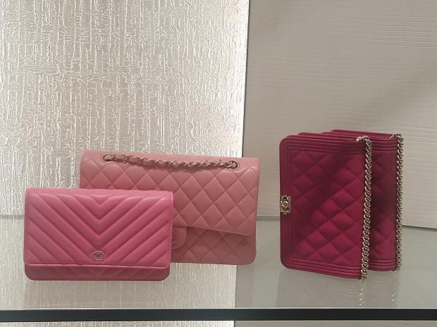 """Also known as """"wallet on chain"""", this Chanel Classic is good for keeping minimal stuff such as phone, cards, car keys and works well as a party clutch or a crossbody. Price: Rs 1.83 lakh"""