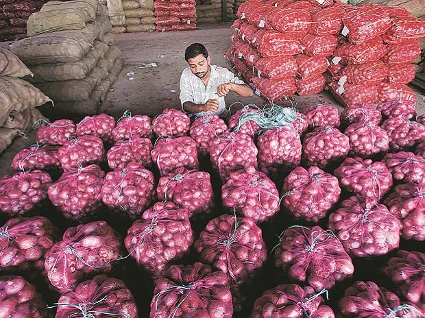 The trigger  for the abnormal increase in onion prices is a decline in its production