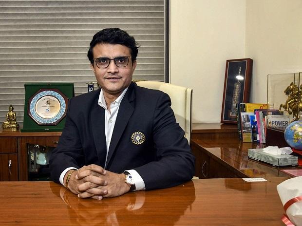 Sourav Ganguly, BCCI President