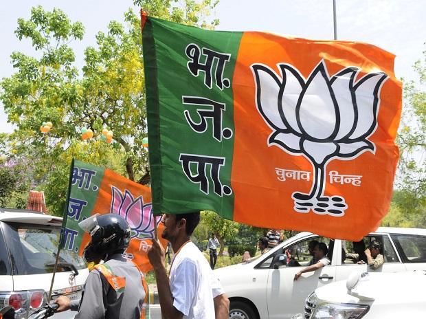 BJP, elections
