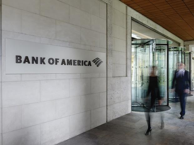 Bank of America Office at London (Photo- BofA)