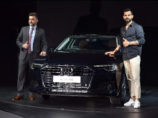 Audi A6 launched in India at Rs 54.20 lakh