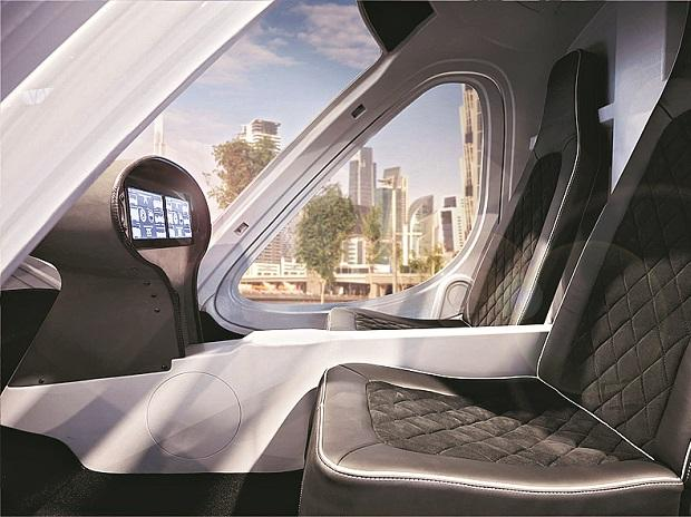 Looking to take off: Flying taxis might soon be a staple of urban transport