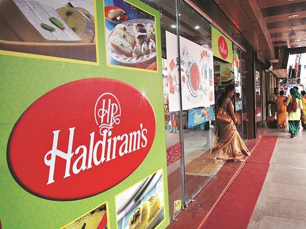 Haldiram, Haldiram snacks