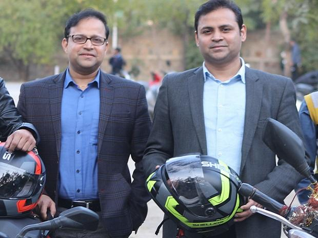 Amit Pathak and Mayank Pathak, co-founders, Shellios Technolabs