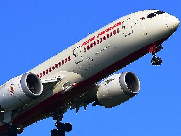 Air India. Photo: Shutterstock