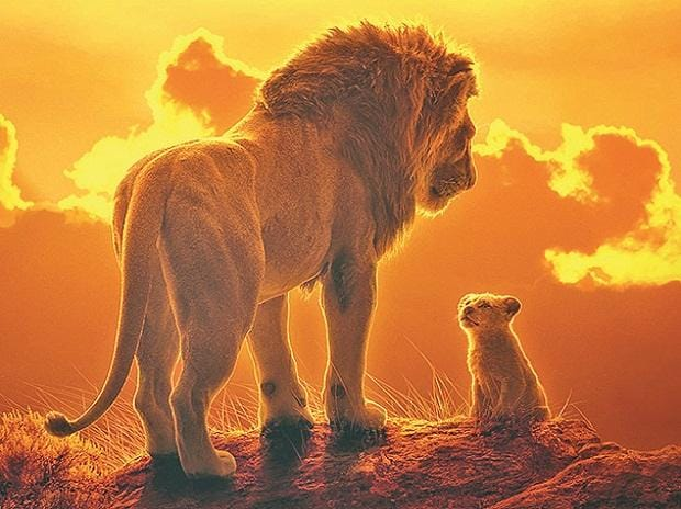 #6 The Lion King