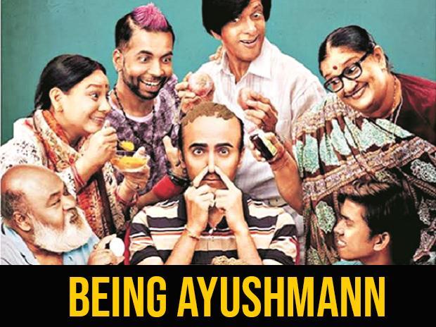 Bala, film review, Ayushmann Khurrana