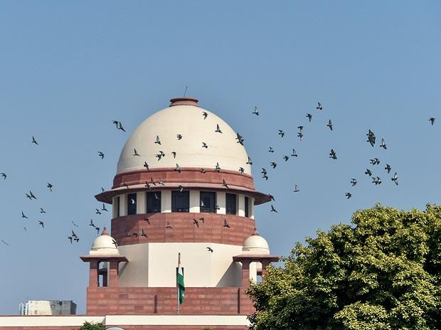 A view of the Supreme Court | Photo: PTI
