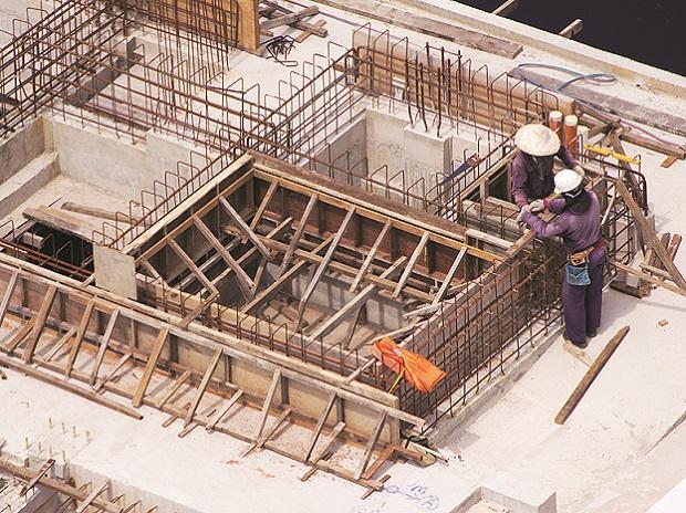 Construction firms, steel firms, cement firms