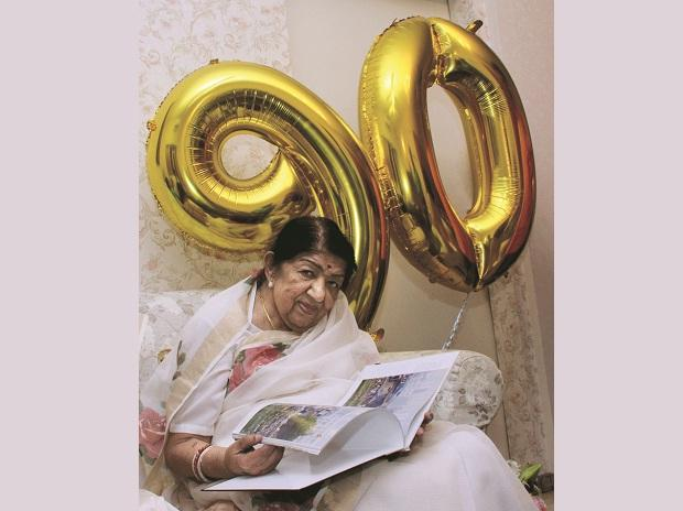 Lata Mangeshkar admitted to ICU, family says she is recovering