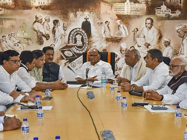NCP names 5 members for common minimum programme with Cong in Maharashtra