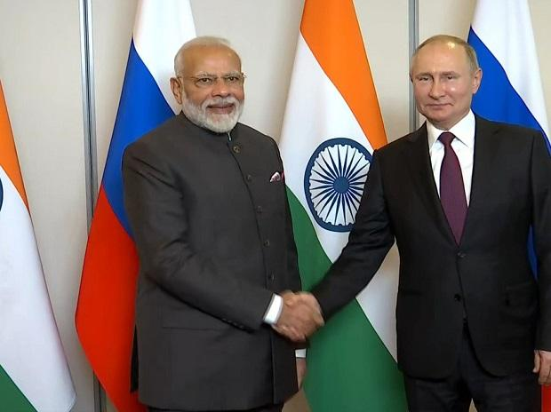 Russia to deliver S-400 missile systems to India on time: Vladimir Putin - Business Standard