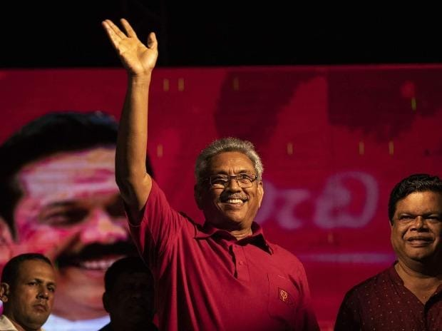Srilanka election Gotabaya Rajapaksa (Photo- Bloomberg)