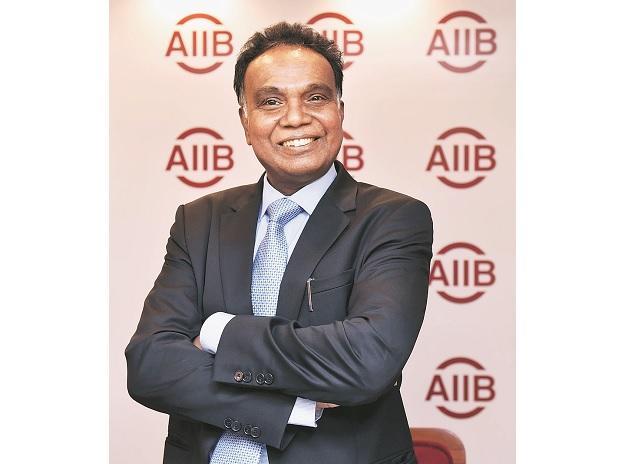 AIIB vice-president