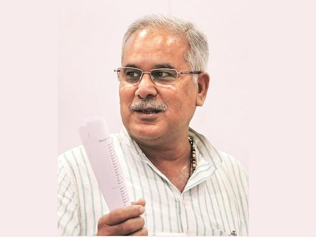 CM Bhupesh Baghel demands Rs 2,828 Cr from Centre as GST compensation