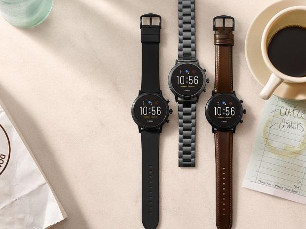 Fossil Gen5, smartwatch