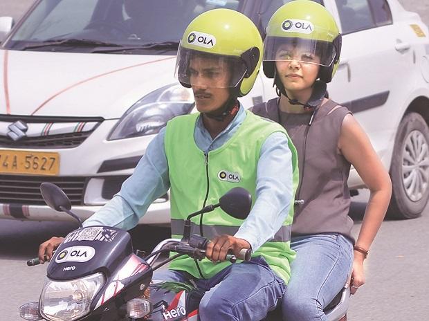 Ola, Ola bike service